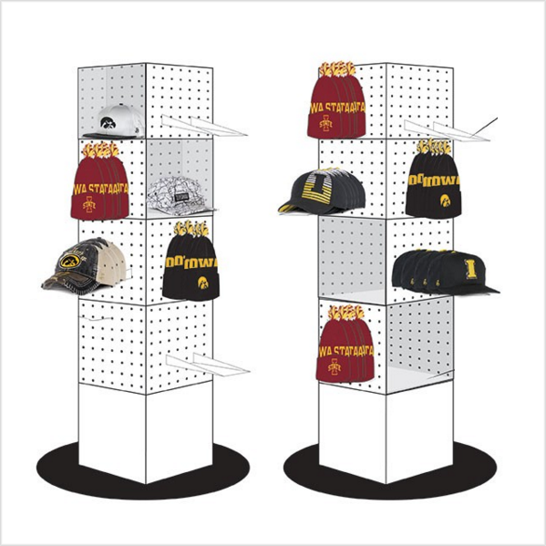 hat hanging rack
