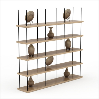 Craft Display Shelves